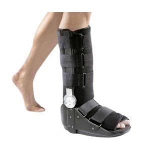 ro+ten tutore caviglia walker articolato